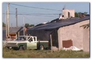 NECOCHEA: Movilización y comunicado por viviendas dignas