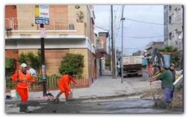TANDIL: Lunghi confirmó obras de asfalto