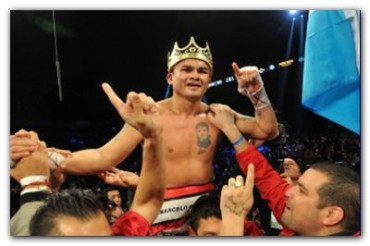 "BOXEO: Marcos Maidana dijo que ""Voy a ser quien va a ganar la pelea"""
