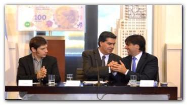 PRO.CRE.AR. Bossio y Capitanich firmaron convenios para la creación de suelo urbano
