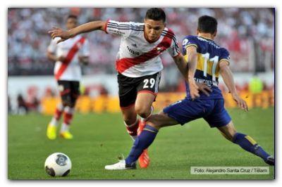 Boca y River se juegan el pasaje a la final de la Copa