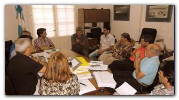 NECOCHEA: Concejales con la Cámara de Armadores Portuarios