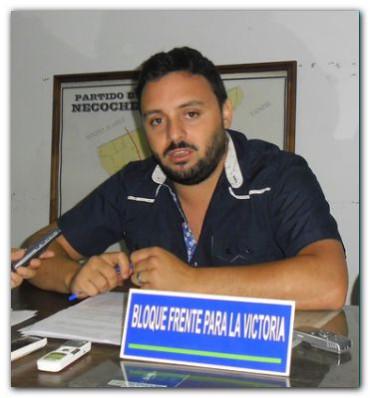 """POLÍTICA: """"Un presupuesto municipal injusto con la comunidad de Quequén"""" dijo Luciano Lescano"""