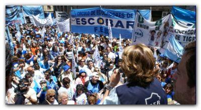 EDUCACIÓN: La FEB definió paro de 48 horas