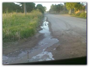 NECOCHEA: Falta de agua. Falta de política estatal y transgresiones ciudadanas