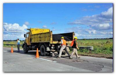 INUNDACIONES: Supervisan estado de rutas afectadas por las últimas lluvias