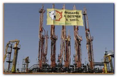 ECOLOGÍA: Este año Shell no perforará en el ártico