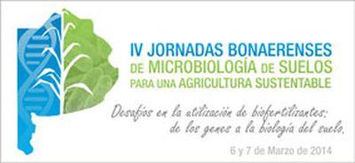 INTA: Jornadas Bonaerenses de Microbiología de Suelos para una Agricultura Sustentable