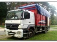 ACCIDENTE: Detuvieron a un camionero alcoholizado que viajaba en contramano a Mar del Plata