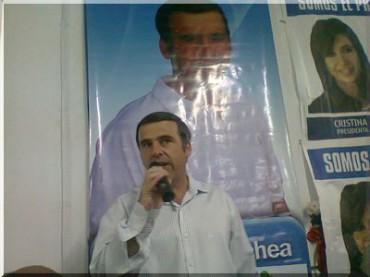 NECOCHEA: La actividad política del intendente Horacio Tellechea