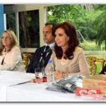 SUBSIDIOS: Cristina aseguró que el Gobierno apuesta a ahorrar energía, más que a cobrar mayores tarifas