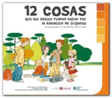 SALUD: Cuentos para que los chicos aprendan sobre trasplantes