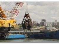 MAR DEL PLATA: Satisfactorios resultados de las dragas chinas en el puerto