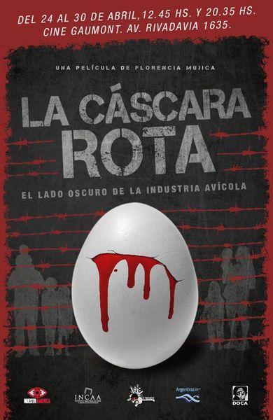 DOCUMENTAL: La cáscara rota. Informa sobre el trabajo esclavo e infantil. Denuncia contra Gerónimo Venegas