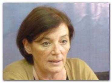 """POLÍTICA: """"Aued se 'Indigesto' y le cayó mal a la memoria"""" dijo Cristina Biar"""