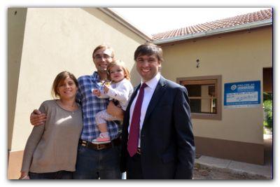 NECOCHEA: Con PRO.CRE.AR. 362 familias accedieron a la primera casa