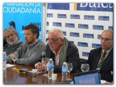 POLÍTICA: Plenario de Políticas Públicas en Balcarce