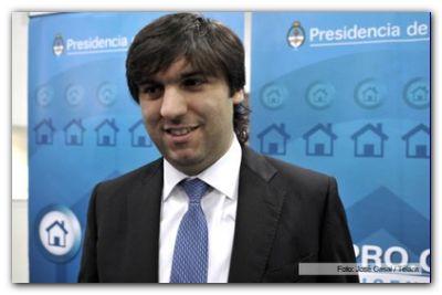 PRO.CRE.AR.: Bossio suma 536 terrenos para familias de La Plata