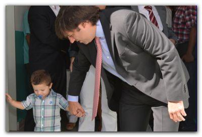 """BOSSIO: """"En Necochea la asignación universal brinda protección a 7095 niños"""""""