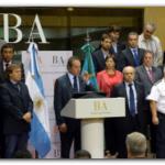 EMERGENCIA EN SEGURIDAD: La decretó Scioli y anunció la creación de nuevas fiscalías