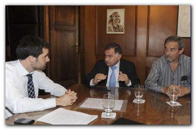 ECONOMÍA: Impulsan un estudio de la estructura fiscal de los municipios