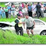 """CONFIRMAN que """"Lalo"""" Ramos manejaba borracho"""