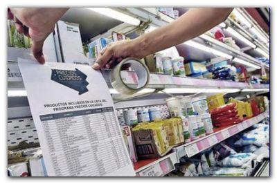 ECONOMÍA: Precios Cuidados se prorroga por dos meses