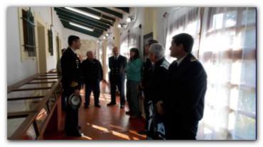 NECOCHEA: Llegó el buque de rescate de la Armada, en el marco del Bicentenario de la Batalla de Montevideo