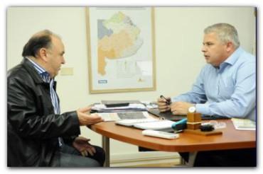 NECOCHEA: Vidal firmó convenio por la Escuela de Policía
