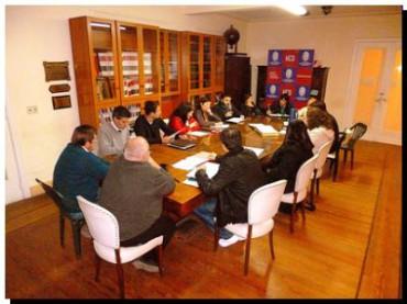 NECOCHEA: Reunión de la Comisión de Cultura y Educación del HCD