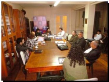 NECOCHEA: Reunión de Comisión de Medio Ambiente del HCD