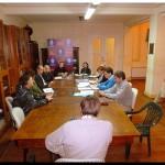 NECOCHEA: Reunión de la Comisión de Infraestructura del HCD