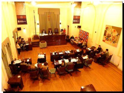 NECOCHEA: Sesión especial del HCD