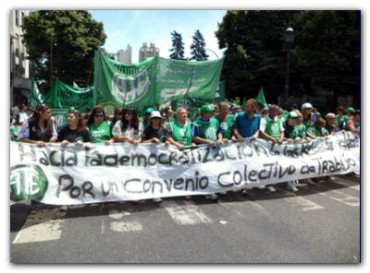 NECOCHEA: Trabajadores de ATE repudian actitud de José Luis Vidal