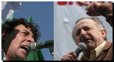 """Pablo Micheli: """"Si no tenemos respuesta, en mayo podrá habrá paro general"""""""