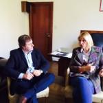 POLÍTICA: Trabajo legislativo en turismo