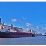 PUERTO QUEQUÉN: Ingresaron dos buques y se normaliza la operatoria