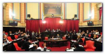 EL SENADO bonaerense votó proyectos en materia de ampliación de derechos