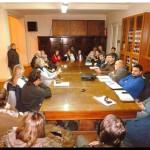 NECOCHEA Sendas reuniones con el Parque Miguel Lillo como tema central