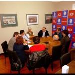 NECOCHEA: El intendente interino Vidal informó sobre las paritarias municipales