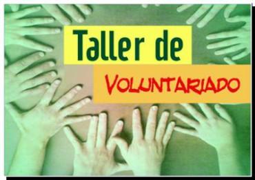 NECOCHEA: Taller de Voluntariado Social