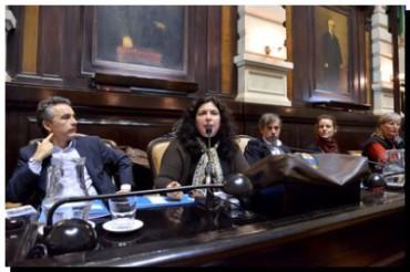 CLUBES DE BARRIO: Presentación oficial del proyecto para beneficiar y promoverlos