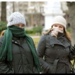 FRÍO BAJO CERO: Aconsejan vacunarse con la antigripal y controlar artefactos de calefacción