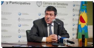 POLICÍA COMUNAL: Mariotto llamó a la reflexión a todos los sectores políticos para lograrla