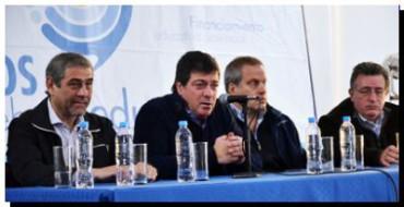 POLÍTICA: Desde Avellaneda, Mariotto volvió a pedir la estatización de los puertos provinciales