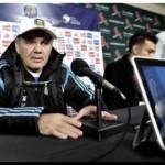 SELECCIÓN: Sabella le confirmó a Grondona su renuncia como DT de la Selección