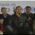 ELECCIONES 2015: Daniel Scioli con los intendentes del país
