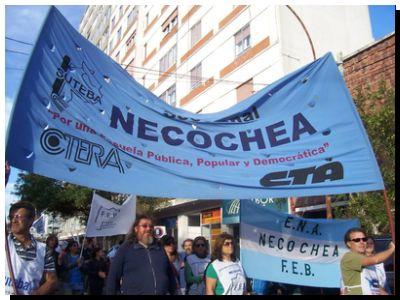 Tratamiento de temas educativos solicitados por SUTEBA Necochea