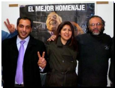 NECOCHEA: Homenaje al Gral Perón