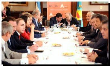 POLICÍAS LOCALES: Terminó con escándalo la primera reunión del Consejo de Seguridad